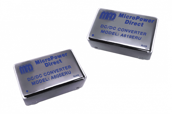 A612ERU | DC/DC | Ein: 18-72 V DC | Aus: 5 V DC | MicroPower Direct