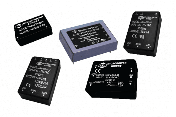 MPM-04DV-1205 | AC/DC | Aus: 12 V DC|5 V DC | MicroPower Direct