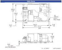 MINT1045A4875K01 | AC/DC|medizinisch | Aus: 48 V DC | Condor (SL Power)