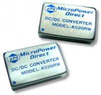 A501RW | DC/DC | Ein: 9-18 V DC | Aus: 3,3 V DC | MicroPower Direct