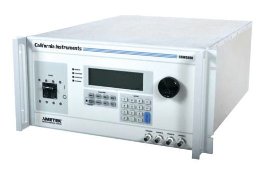 CSW5550 | AC/AC | California Instruments (Ametek)