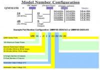 QMM-24-D 3.3@20A / 3.3@20A   DC/DC   Ein: 18-36 V DC   Aus: 3,3 V DC 3,3 V DC   Acute Power (Interna