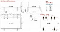 LSR7805-12W   DC/DC   Ein: 14-28 V DC   Aus: 12 V DC   MicroPower Direct