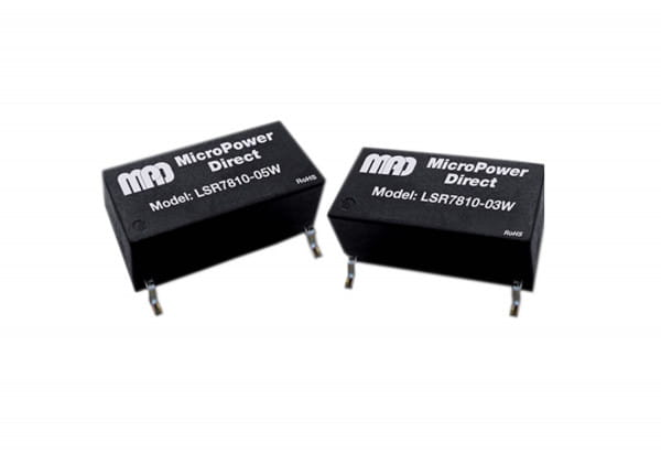 LSR7810-015W | DC/DC | Ein: 12 V DC | Aus: 1,5 V DC | MicroPower Direct