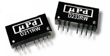 D224RW | DC/DC | Ein: 24 V DC | Aus: 15 V DC | MicroPower Direct