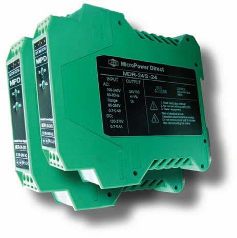 MDR-24S-12 | AC/DC | Aus: 12 V DC | MicroPower Direct