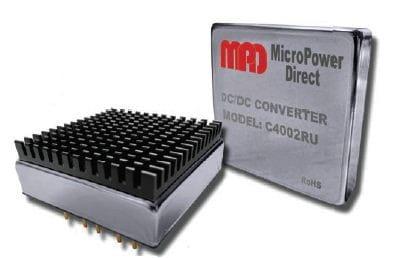 C4002RU | DC/DC | Ein: 9-36 V DC | Aus: 5 V DC | MicroPower Direct