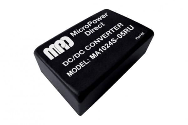 MA1048S-05RU   DC/DC   Ein: 18-75 V DC   Aus: 5 V DC   MicroPower Direct