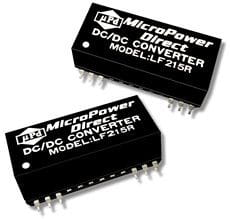 LF203R | DC/DC | Ein: 5 V DC | Aus: 15 V DC | MicroPower Direct