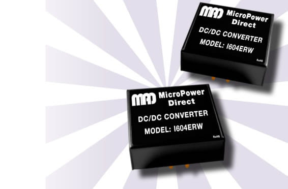 I602ERW | DC/DC | Ein: 4,5-9 V DC | Aus: 5 V DC | MicroPower Direct