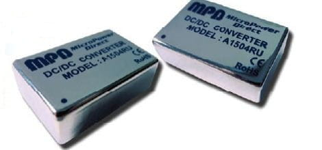 A1502RU | DC/DC | Ein: 9-36 V DC | Aus: 5,1 V DC | MicroPower Direct