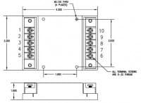 48S24.6HCM | DC/DC | Ein: 18-75 V DC | Aus: 24 V DC | Calex