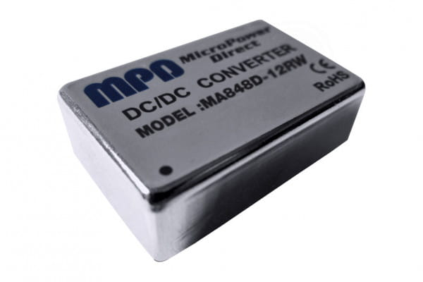 MA812S-09RW | DC/DC | Ein: 9-18 V DC | Aus: 9 V DC | MicroPower Direct