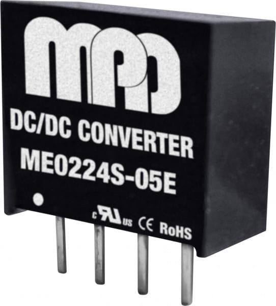 ME0212S-05E   DC/DC   Ein: 12 V DC   Aus: 5 V DC   MicroPower Direct