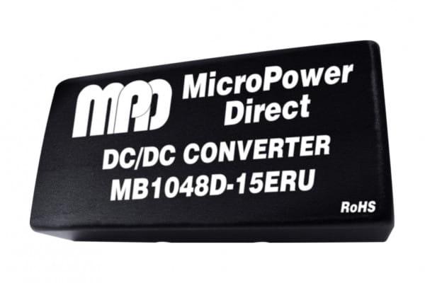 MB1024S-12ERU | DC/DC | Ein: 9-36 V DC | Aus: 12 V DC | MicroPower Direct