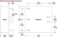 I513RU | DC/DC | Ein: 18-72 V DC | Aus: 15 V DC | MicroPower Direct