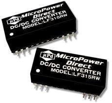 LF313RW | DC/DC | Ein: 18-36 V DC | Aus: 12 V DC | MicroPower Direct