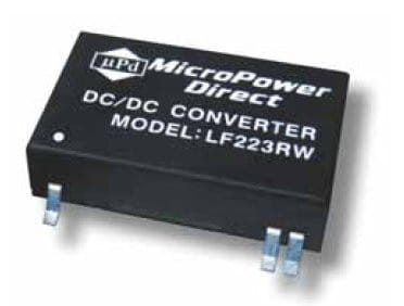 LF234RW | DC/DC | Ein: 36-72 V DC | Aus: 15 V DC | MicroPower Direct