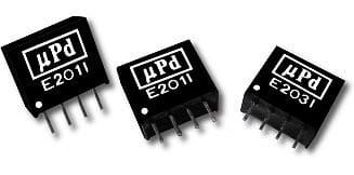 E222I | DC/DC | Ein: 24 V DC | Aus: 5 V DC | MicroPower Direct