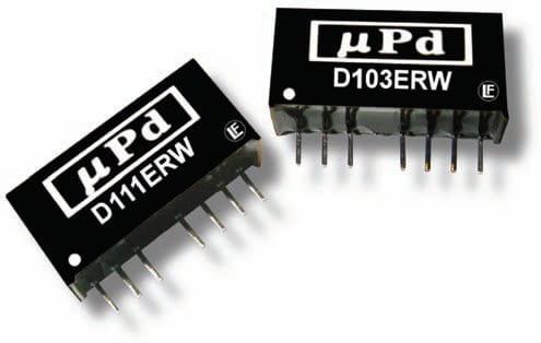 D112ERW | DC/DC | Ein: 9-18 V DC | Aus: 5 V DC | MicroPower Direct