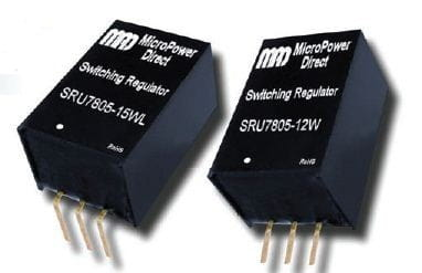 SRU7805-09W(L) | DC/DC | Ein: 14-72 V DC | Aus: 9 V DC | MicroPower Direct