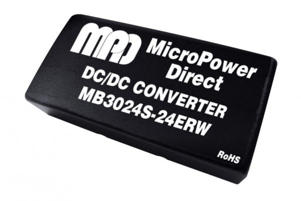MB3048S-24ERW | DC/DC | Ein: 36-75 V DC | Aus: 24 V DC | MicroPower Direct