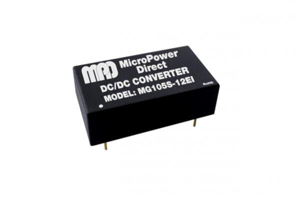 MG112S-05EI   DC/DC   Ein: 12 V DC   Aus: 5 V DC   MicroPower Direct