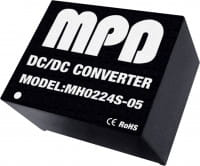 MH0212S-24(I) | DC/DC | Ein: 12 V DC | Aus: 24 V DC | MicroPower Direct