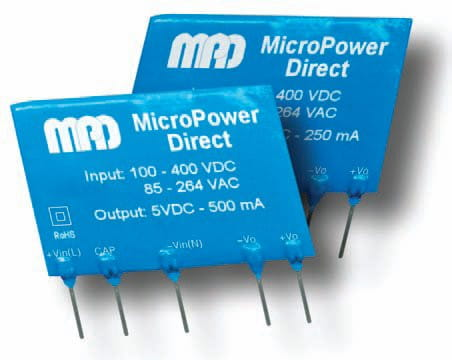 MPS-03S-24   AC/DC   Aus: 24 V DC   MicroPower Direct