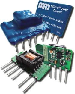 MPL-03S-09EUP | AC/DC | Aus: 9 V DC | MicroPower Direct
