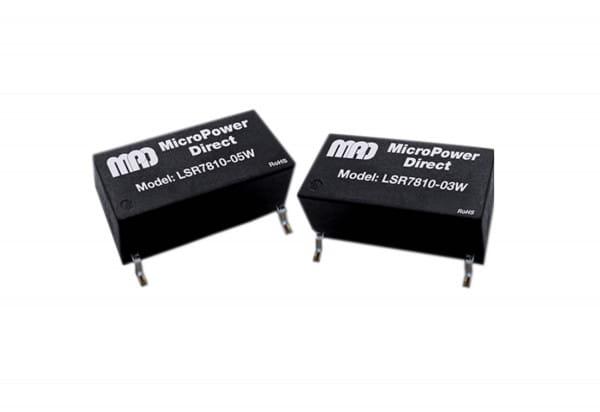 LSR7810-018W | DC/DC | Ein: 12 V DC | Aus: 1,8 V DC | MicroPower Direct