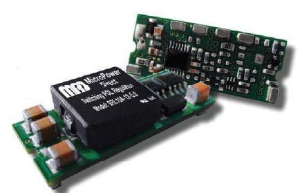 SRL10A-12-5.0   DC/DC   Ein: 9-14 V DC   Aus: 0,75-5,0 V DC   MicroPower Direct