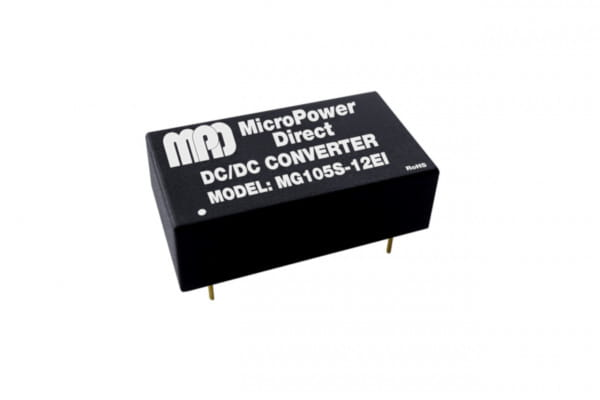 MG105S-12EI | DC/DC | Ein: 5 V DC | Aus: 12 V DC | MicroPower Direct