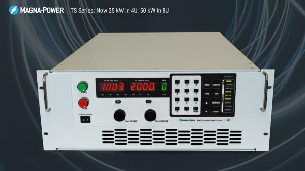 TS125-120 | AC/DC-programmierbar | Aus: 125 V DC | Magna-Power