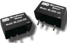 ML205S-15E | DC/DC | Ein: 5 V DC | Aus: 15 V DC | MicroPower Direct