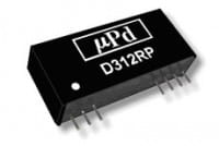 D311RP | DC/DC | Ein: 12 V DC | Aus: 5 V DC | MicroPower Direct