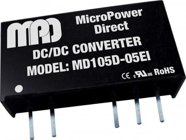 MD112S-12EI | DC/DC | Ein: 15 V DC | Aus: 12 V DC | MicroPower Direct