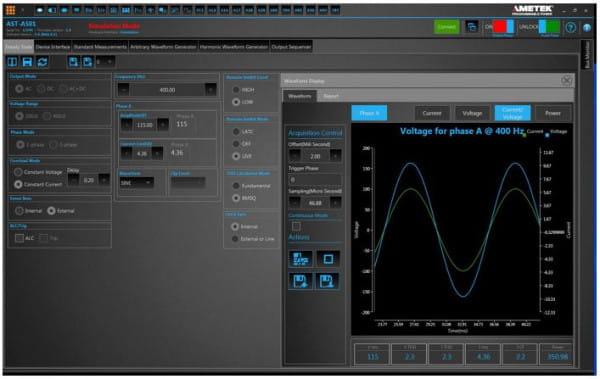 AST751 | AC/AC | California Instruments (Ametek)