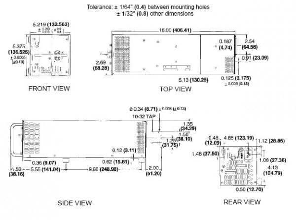 HSF 24-27 | AC/DC | Aus: 24 V DC | Kepco