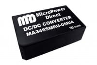 MA324SMRU-12RI4 | DC/DC|medizinisch | Ein: 9-40 V DC | Aus: 12 V DC | MicroPower Direct