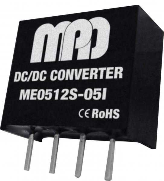 ME0548S-05(I)   DC/DC   Ein: 48 V DC   Aus: 5 V DC   MicroPower Direct