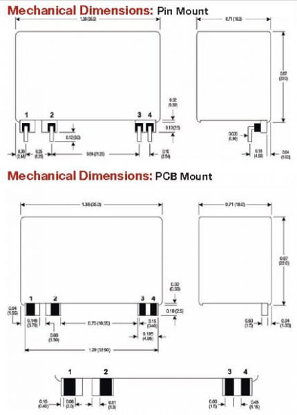 MPSU-03S-09   AC/DC   Aus: 9 V DC   MicroPower Direct