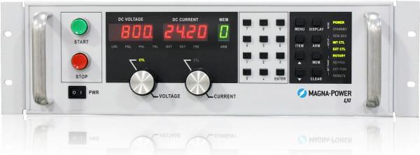 TS250-120 | AC/DC-programmierbar | Aus: 250 V DC | Magna-Power