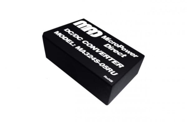 MA348S-05RU | DC/DC | Ein: 18-75 V DC | Aus: 5 V DC | MicroPower Direct