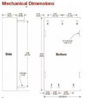B4002RW | DC/DC | Ein: 9-18 V DC | Aus: 5 V DC | MicroPower Direct