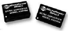 A304RW | DC/DC | Ein: 4,5-9 V DC | Aus: 15 V DC | MicroPower Direct