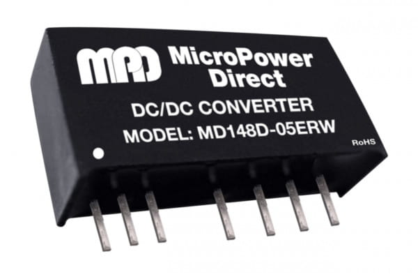MD112S-09ERW | DC/DC | Ein: 9-18 V DC | Aus: 9 V DC | MicroPower Direct