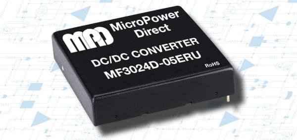 MF3048S-05ERU(-H) | DC/DC | Ein: 18-75 V DC | Aus: 5 V DC | MicroPower Direct