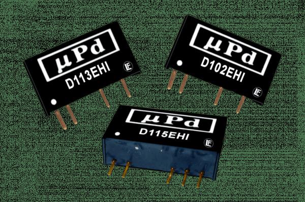 D112EHI | DC/DC | Ein: 12 V DC | Aus: 9 V DC | MicroPower Direct