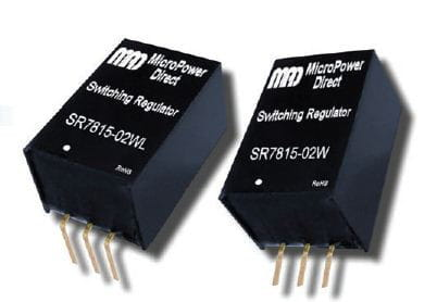 SR7815-06W(L) | DC/DC | Ein: 8-18 V DC | Aus: 6,5 V DC | MicroPower Direct
